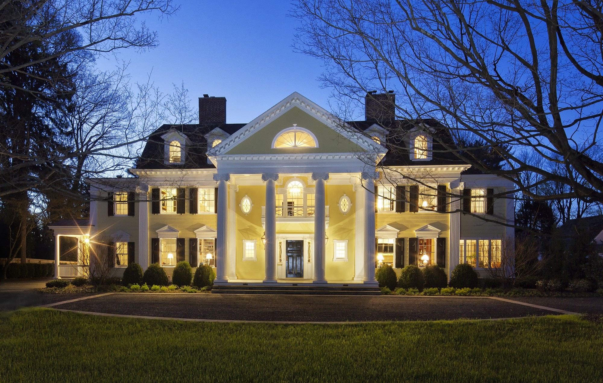 neoclassical home princeton nj neoclassical style house plans dream home source