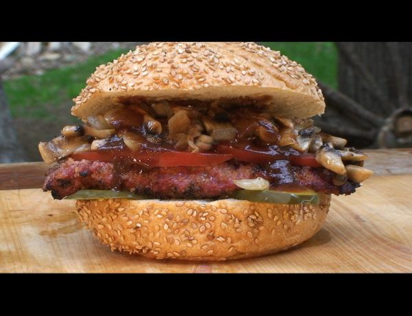 Grilled Steak Sandwich Recipe | BBQ Pit Boys