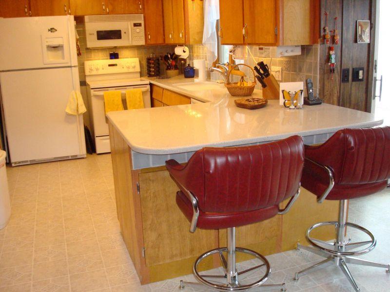 Silestone Stellar Snow Kitchen Countertop