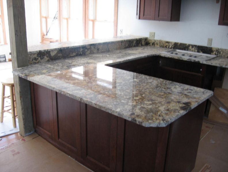 Es Countertops Granite Mascarello Kitchen Countertop