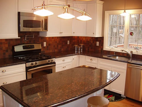 Es countertops residential jobs for Kitchen cabinets 01089