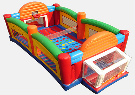 Ultimate Sports Arena Bounce House Hopper image - Jacksonville, FL