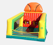 Basketball Toss Inflatable image - Jacksonville, FL