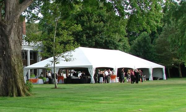 Frame Tents image - Jacksonville, FL