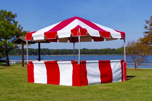 Concession Frame Tents image - Jacksonville, FL