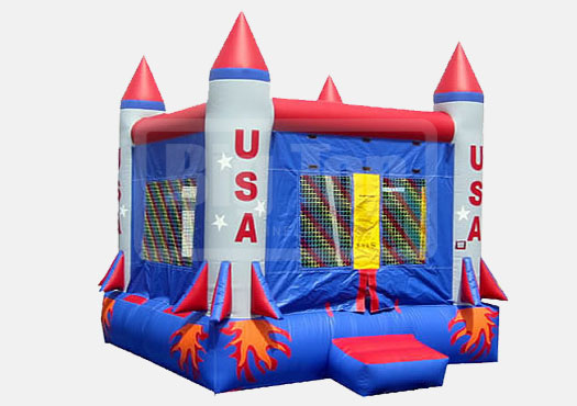 Rocket Bounce House Hopper image - Jacksonville, FL