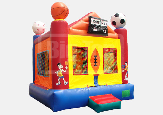 Sports Bounce House Hopper image - Jacksonville, FL