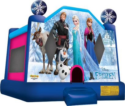 Disney Frozen Bounce House Hopper image - Jacksonville, FL