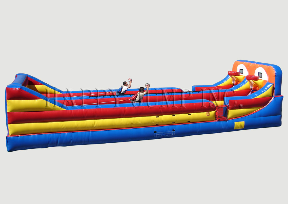 Bungee Run & Shootout Challenge Bounce House  image - Jacksonville, FL
