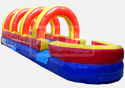 Zoom Slip n Slide  30' Bounce House Waterslide WET ONLY image - Jacksonville, FL