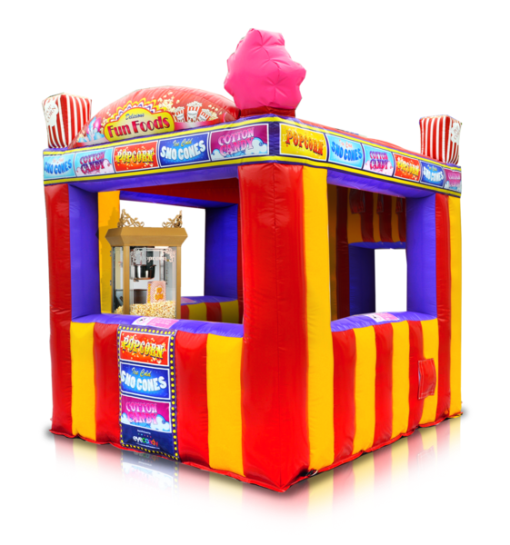 Inflatable Concession Stand image - Jacksonville, FL