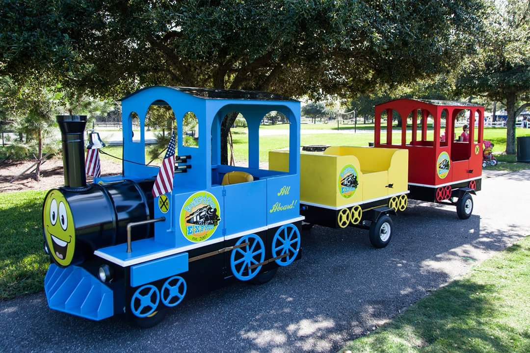 Trackless Train image - Jacksonville, FL