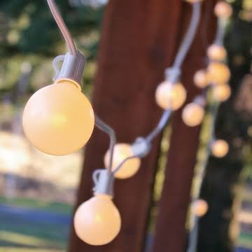 White Pearl Lights (Tent or Venue Lighting) image - Jacksonville, FL