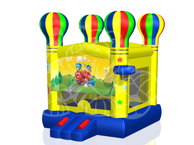 Modular Birthday Balloon Bounce House Hopper  image - Jacksonville, FL