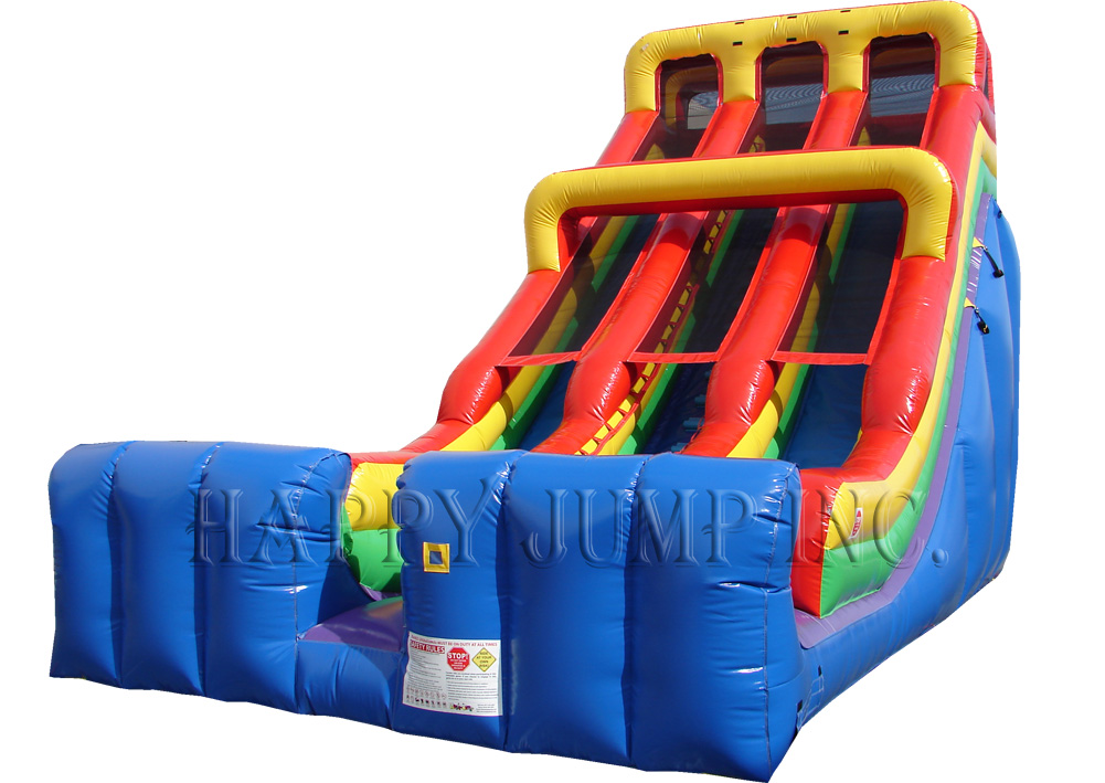 The Edge  24' Bounce House Slide DRY ONLY image - Jacksonville, FL