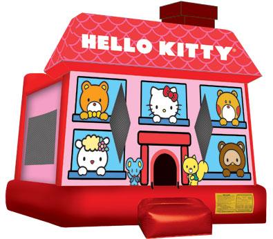 Hello Kitty Bounce House Hopper image - Jacksonville, FL