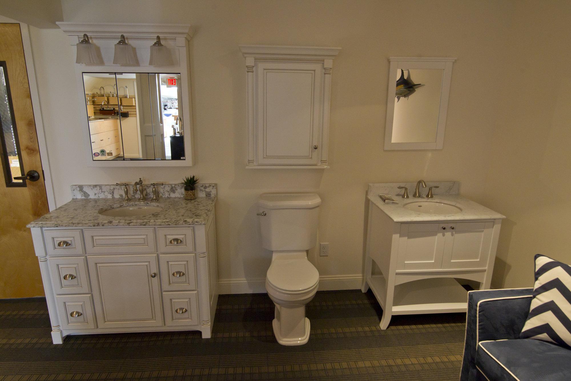 Attrayant Bathroom U0026 Kitchen Showroom In Clinton, CT