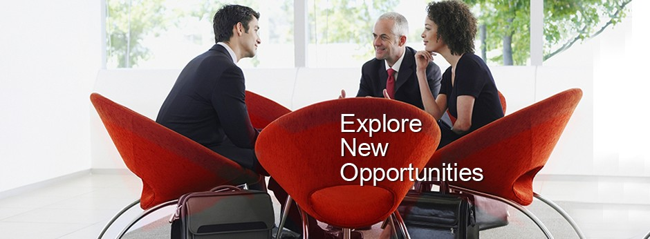 Explore New Opportunities
