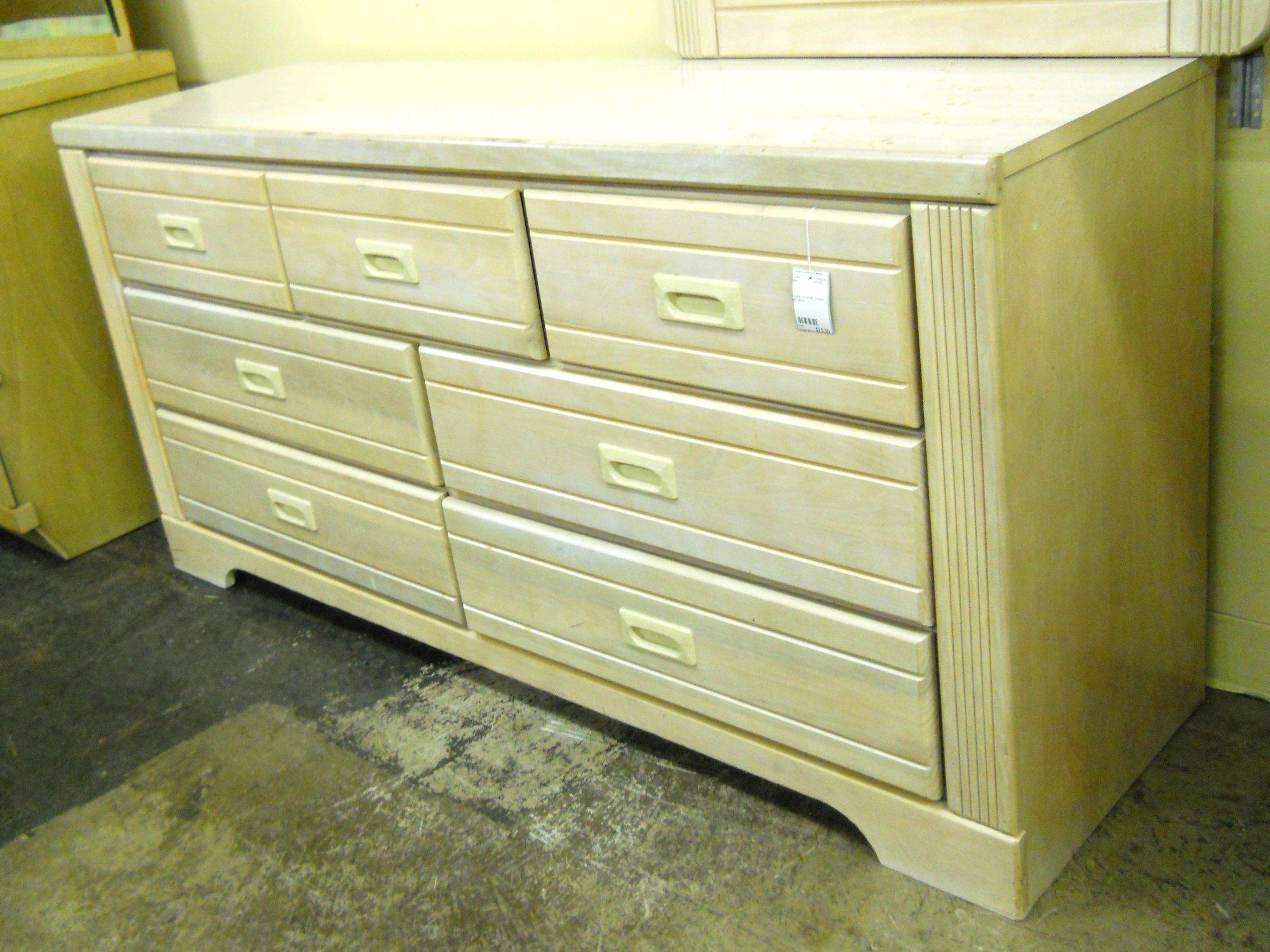 1 12469 Quot Florida Industries Quot Dresser With Mirror