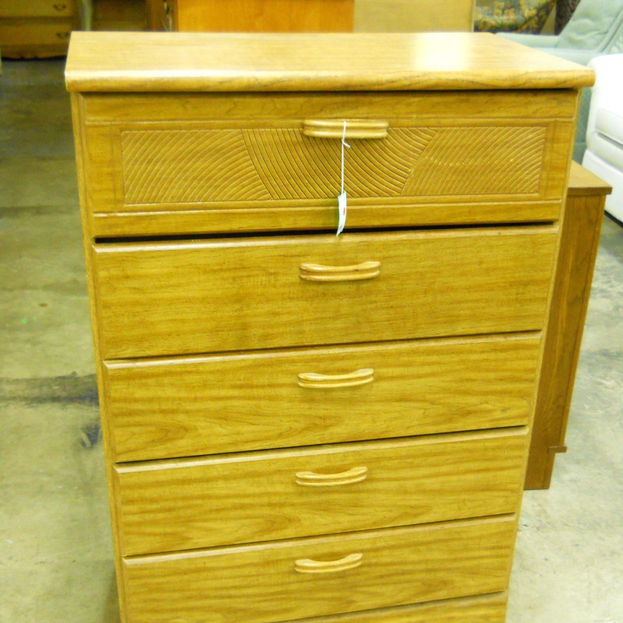 Used Furniture Gallery: 1-12896 Chest