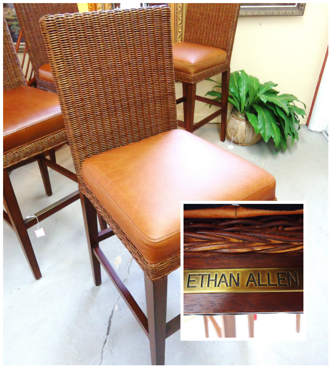 Ethan Allen Dining Room Credenza