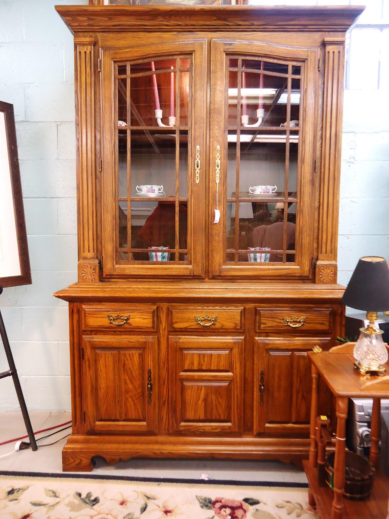 1 15051 Cochran Furniture Oak China