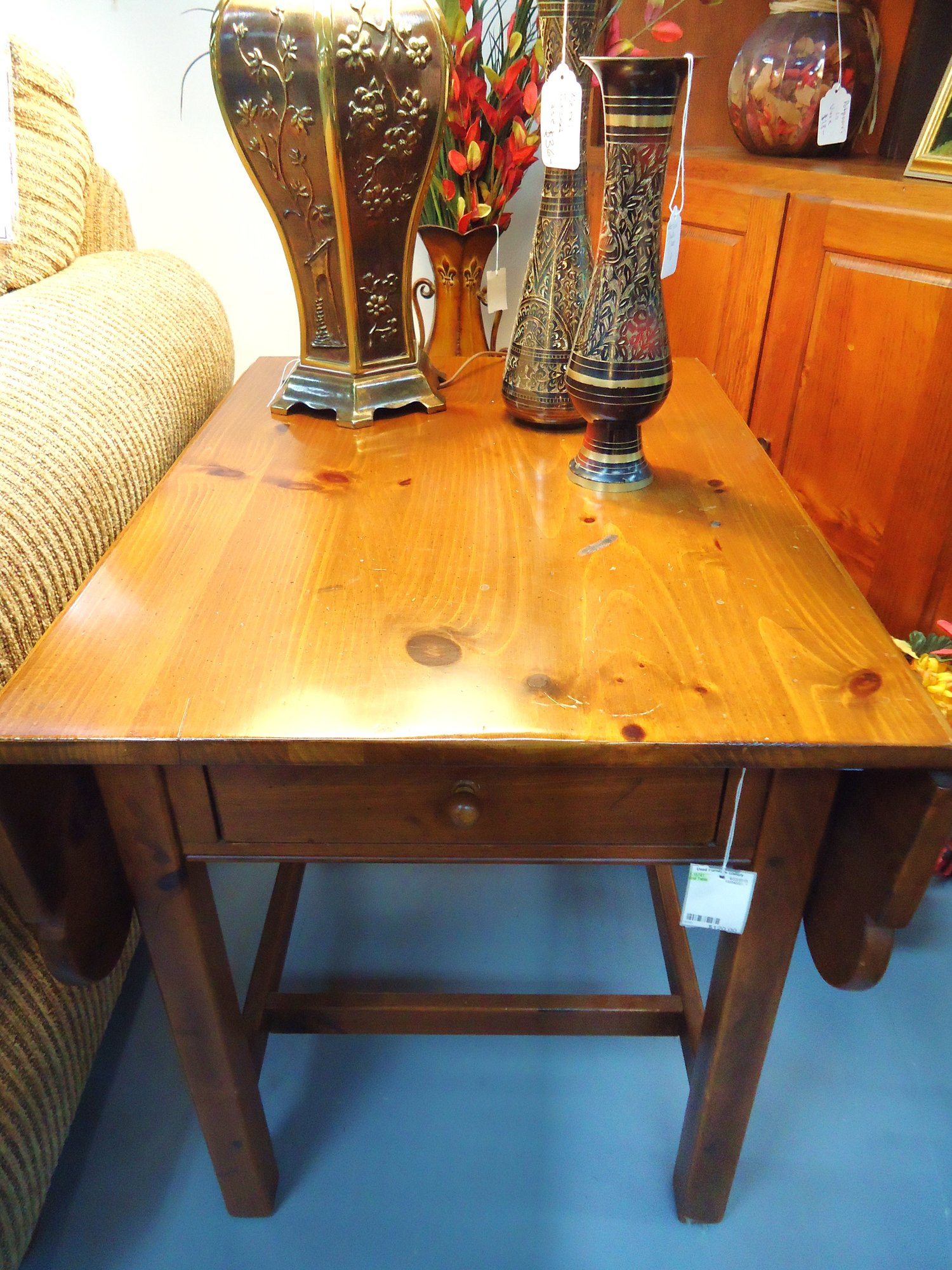ethan allen pine end tables ebay. used furniture gallery - Ethan Allen Antique Pine End Table. Ethan Allen Pine End Tables Ebay