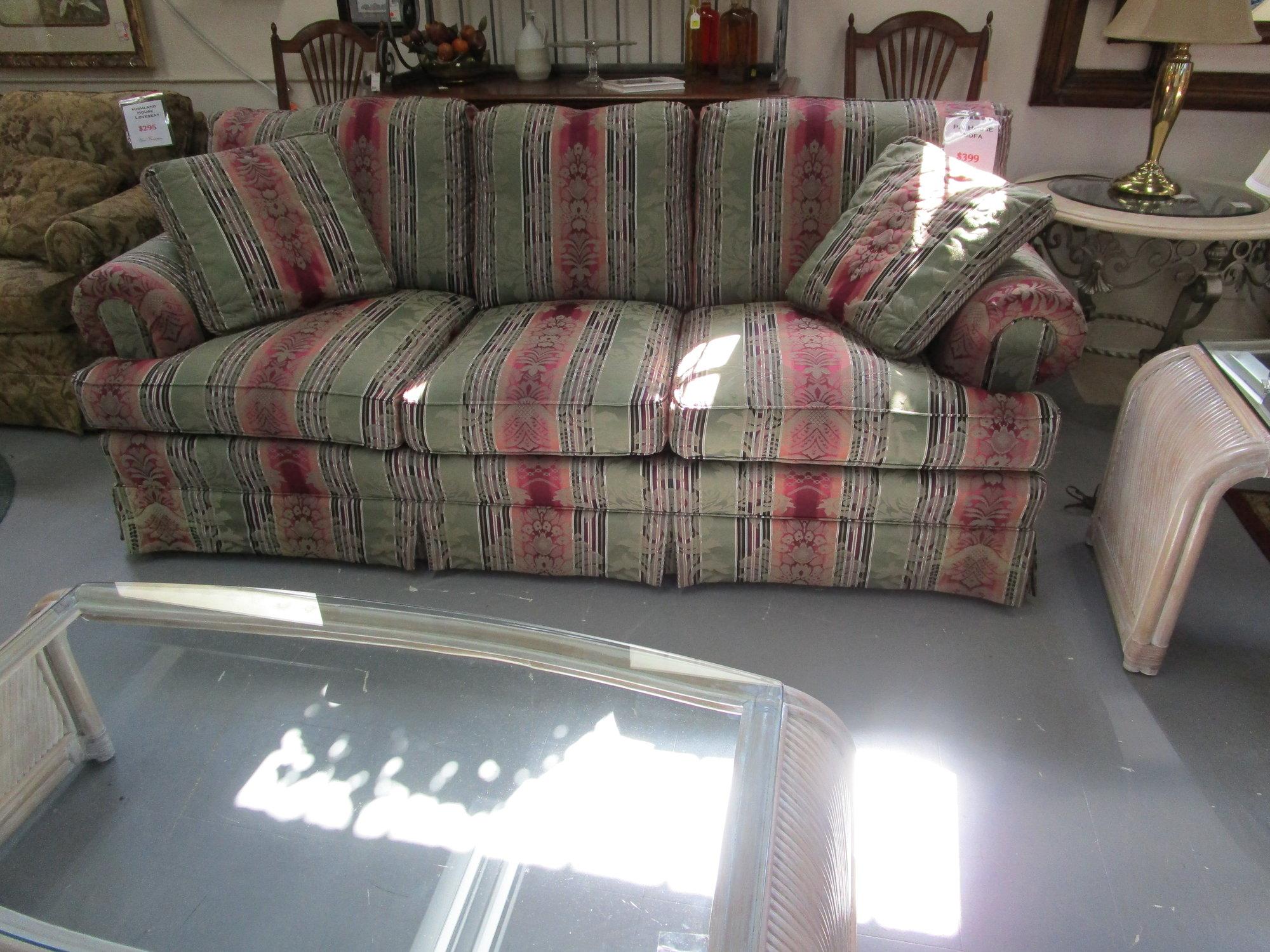 Elegant Pennsylvania House Sofa Used Furniture Gallery .