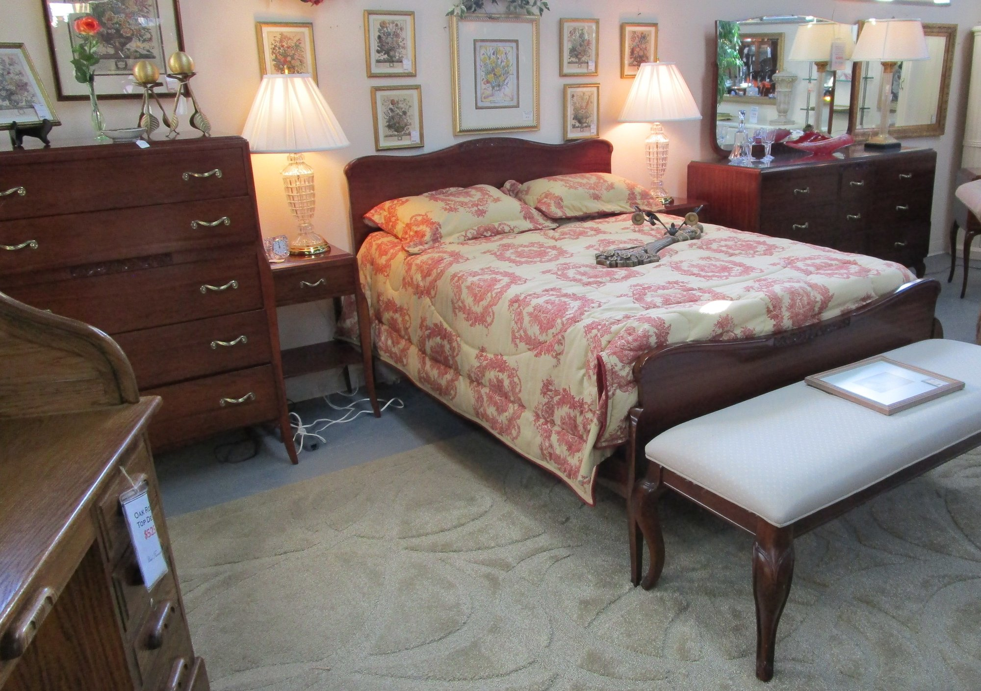Used furniture gallery for R way bedroom furniture