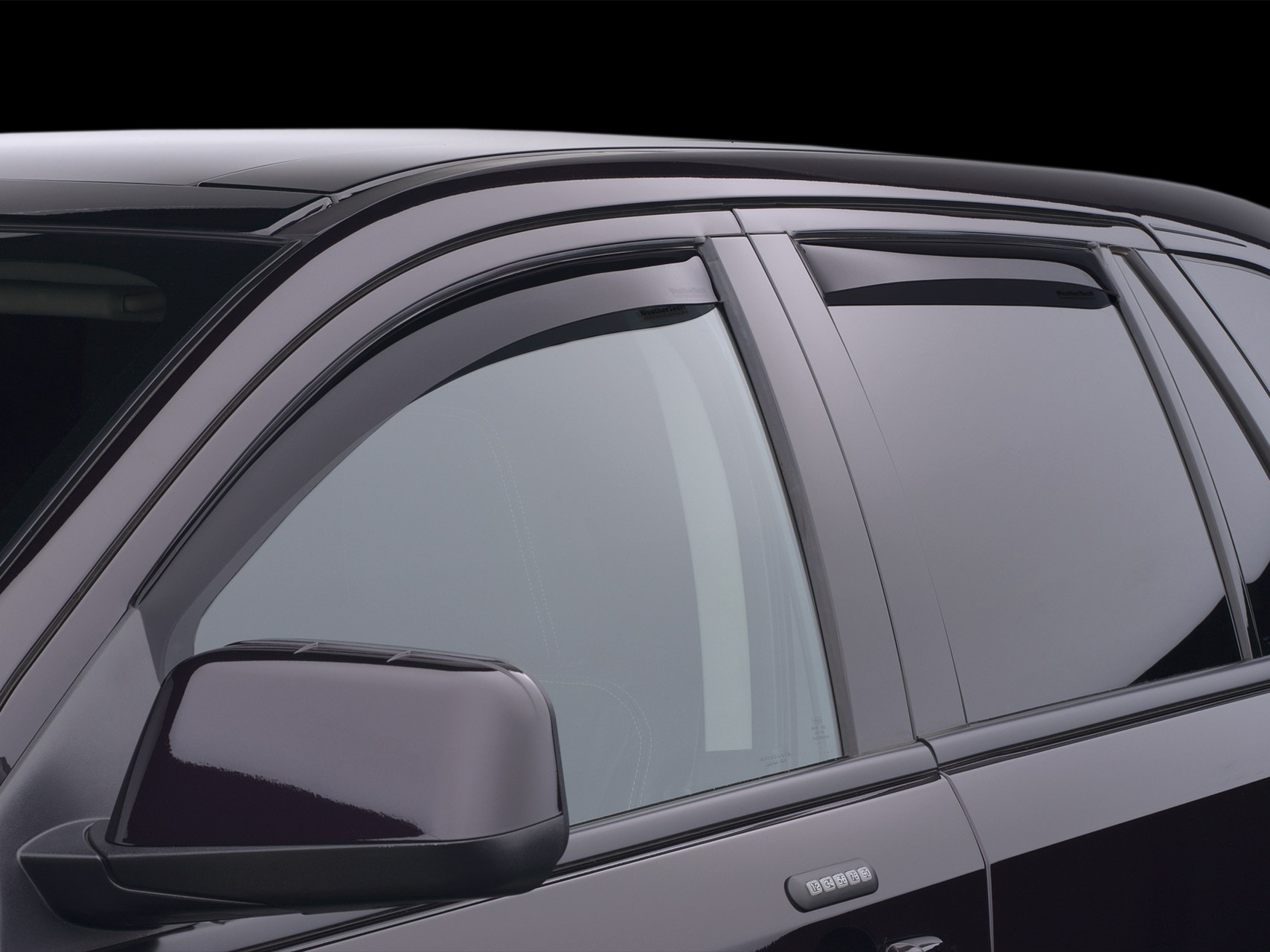 Rain Guards For Trucks >> Side Window Deflectors Gallery in Connecticut | Attention ...