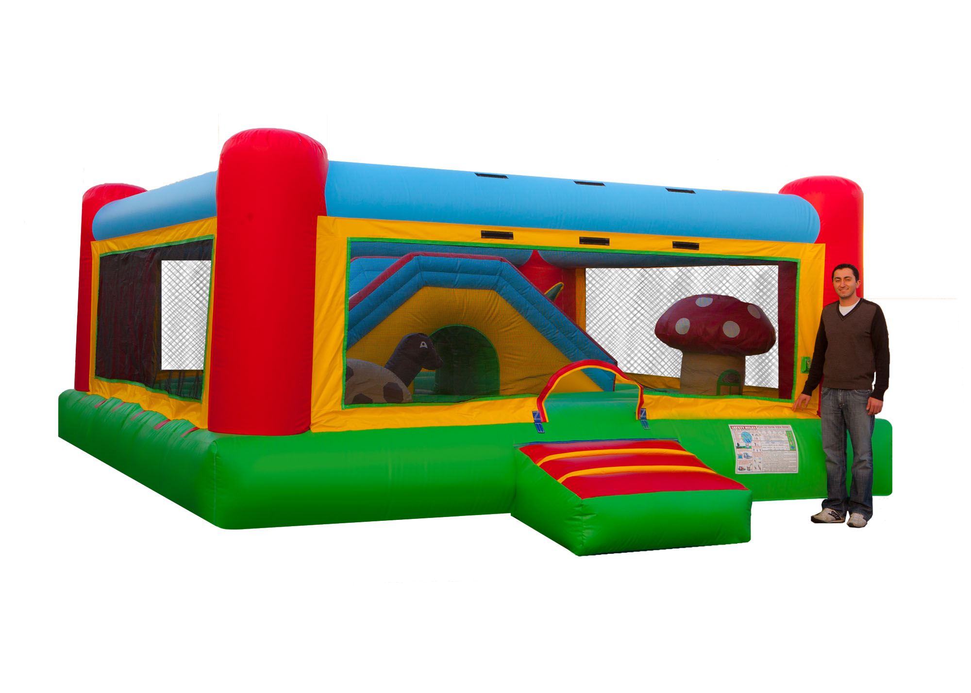 Milford CT Bounce House bo Rentals from Kids on the Moon