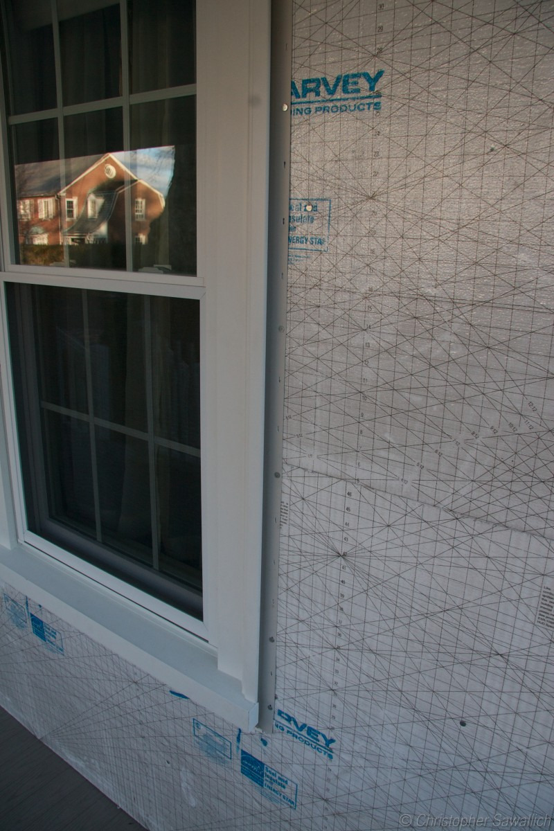 Double Snap Trim And Siding
