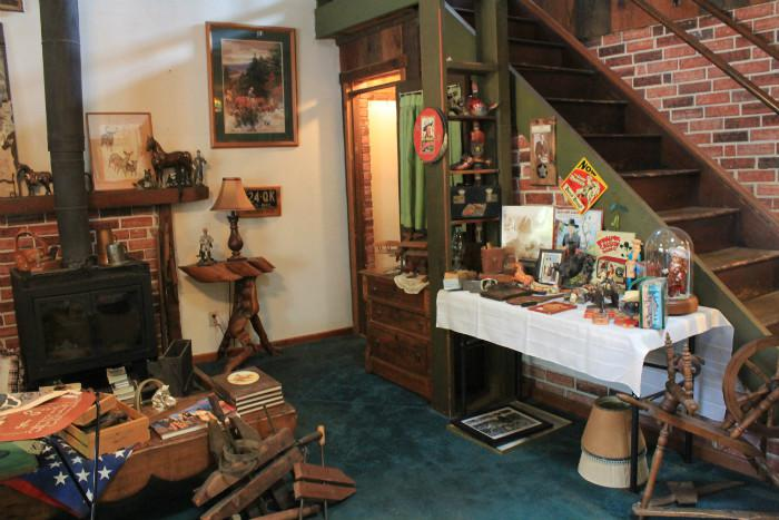 Items for sale - Vintage Toys...Amazing Old Doll Collection...Old Rustic Western