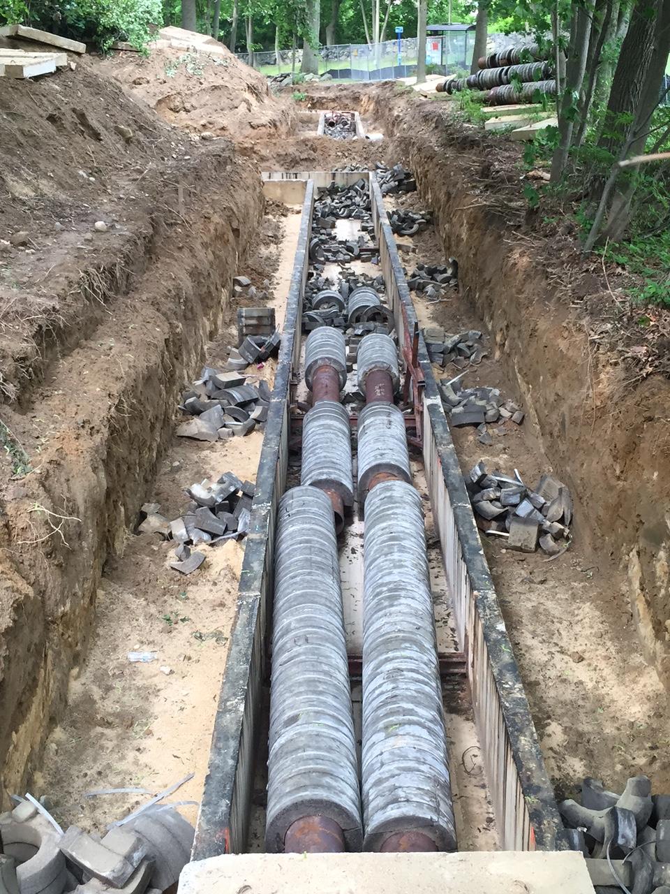 Underground Utilities Ct Mechanical Contractor Ct