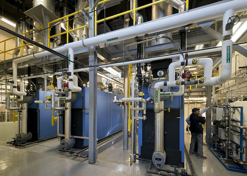 Boilers Projects in the Northeast | All State Construction