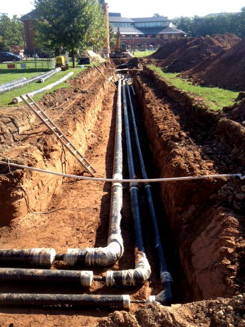 Direct Buried Pipe Projects In The Northeast All State