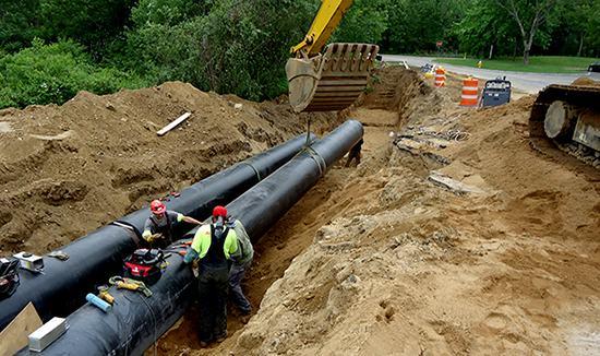 Underground utilities ct mechanical contractor