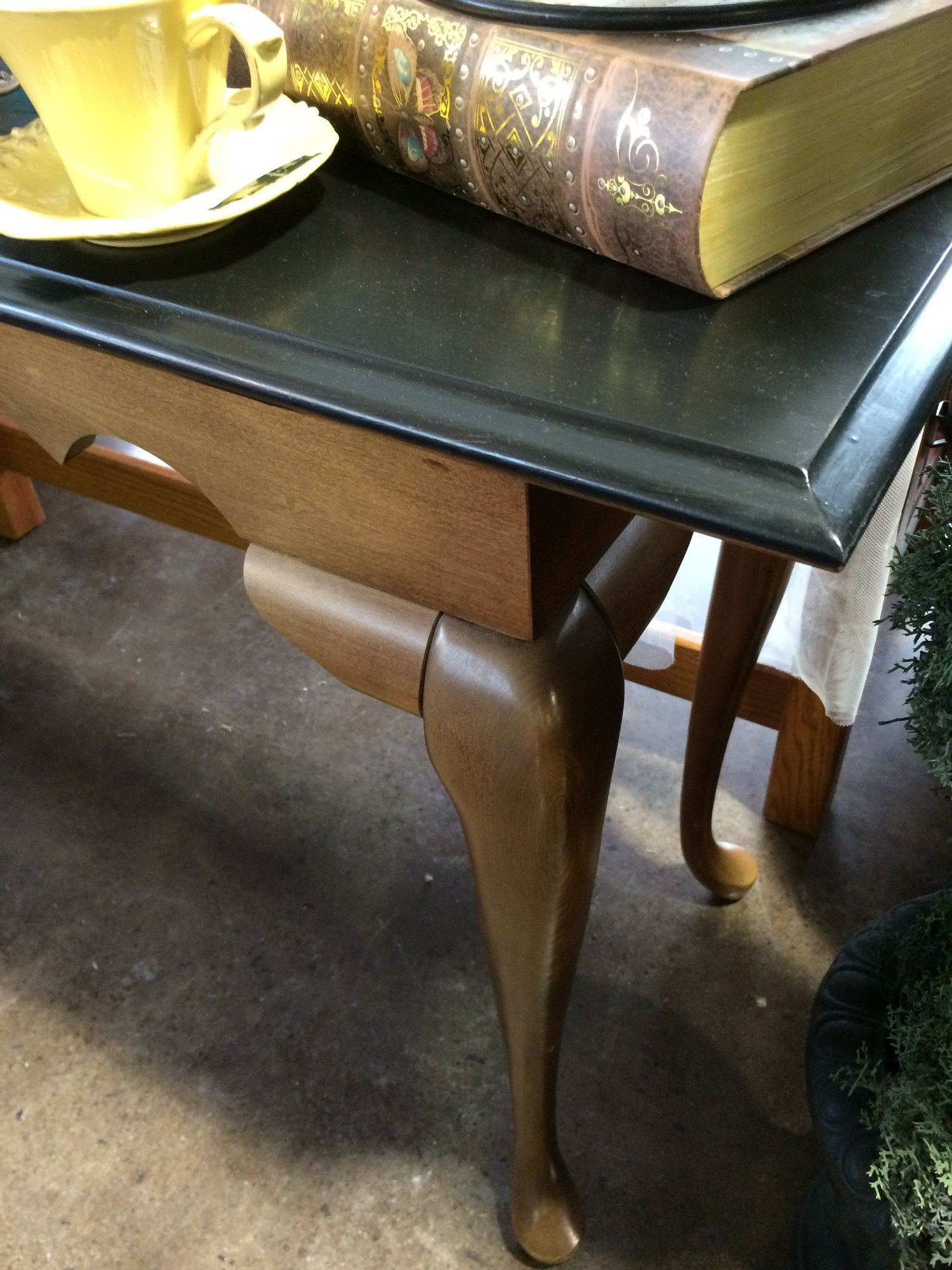 Thomasville console the perfect piece home furnishings thomasville cherry console table geotapseo Gallery