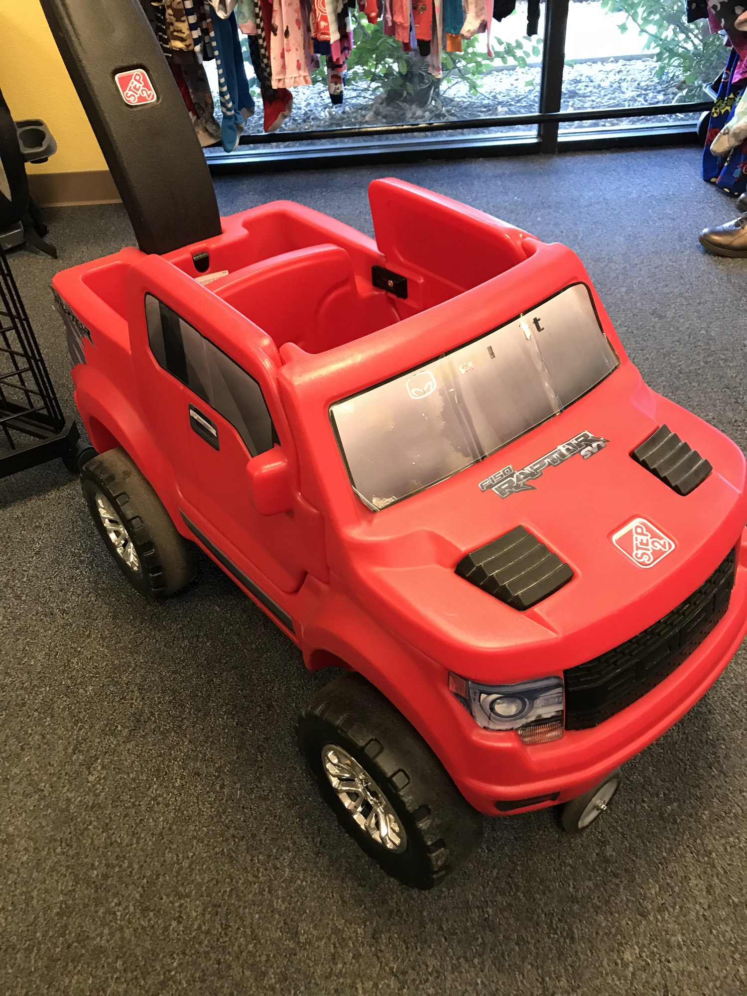 Ford Truck W/push Stick, great condition!  NO SHIPPING, in store pick up only