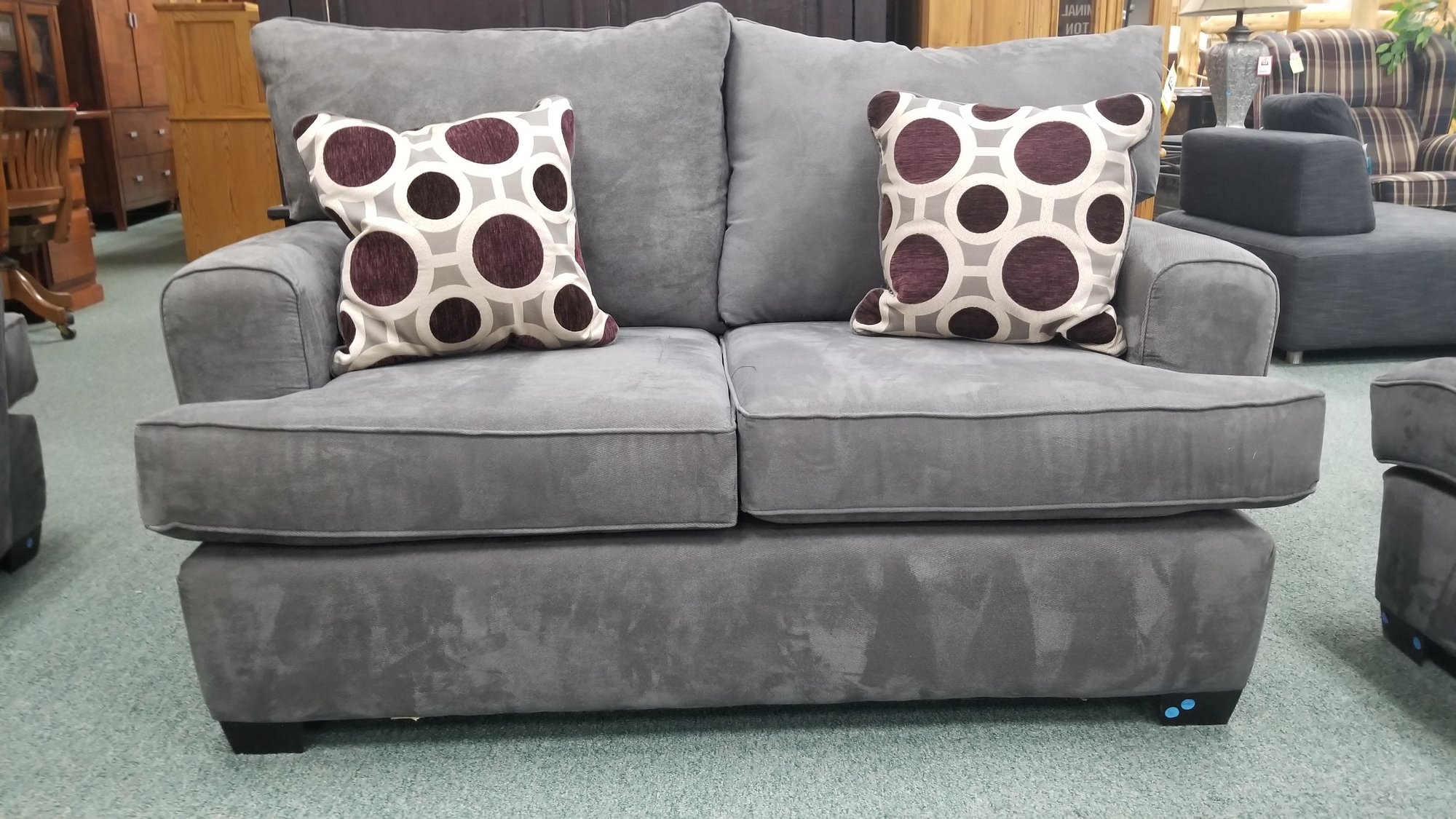 Loveseat Consign Furniture R E N O