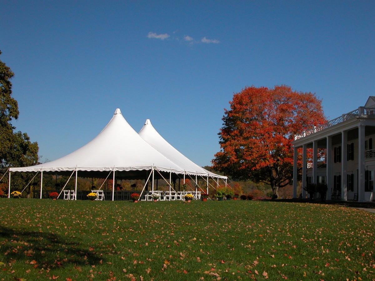 Tents That Look Like Barns : Wesleyan barn century tent paper lanterns