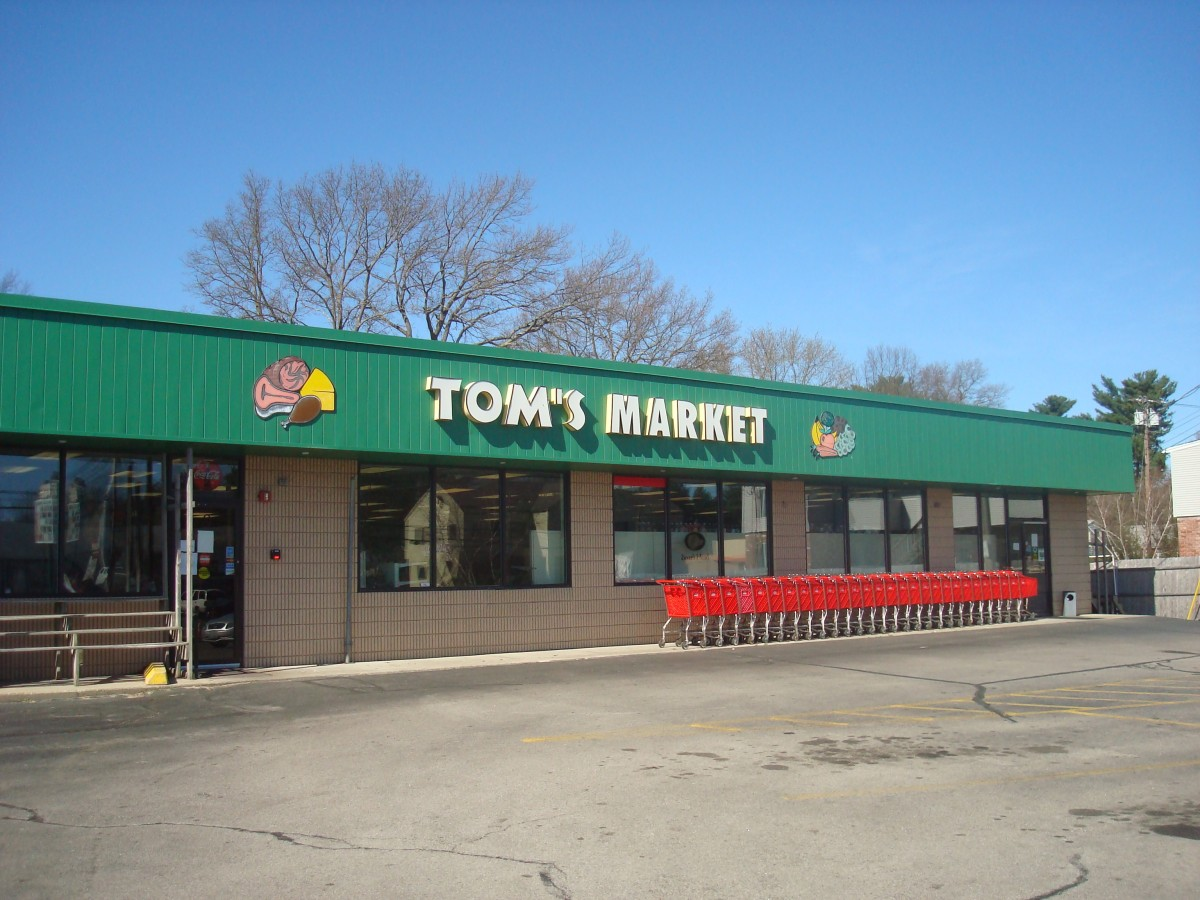 Tom\'s Market | Coventry, RI