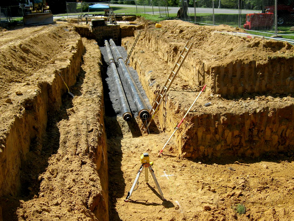 Underground Pipe Contractor Ct Mechanical Mobile Boilers